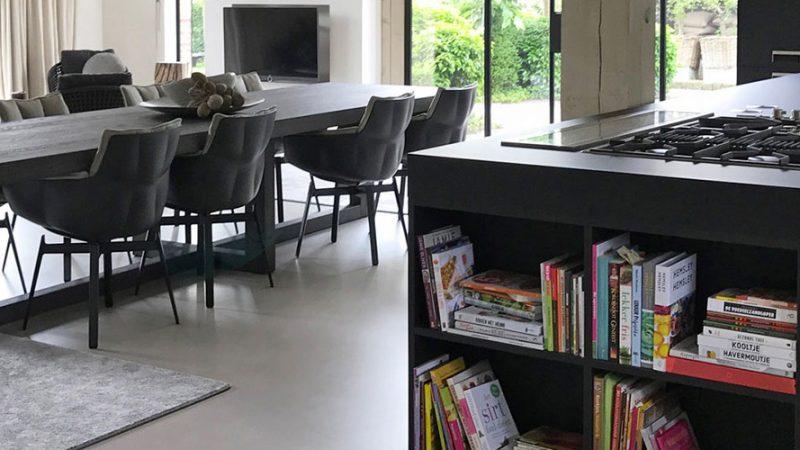 Creëer een prachtige basis met een gietvloer in je keuken